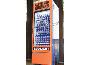 Brecksville liquor distributor tapped for Cleveland Browns